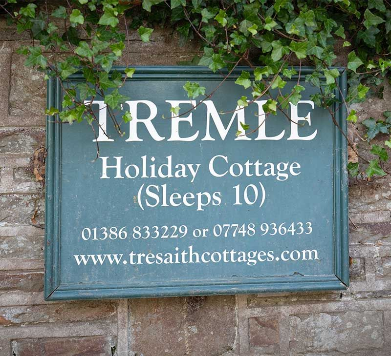 Tremle - Tresaith Holiday Cottage